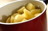 ガーリックポテトサラダの作り方2