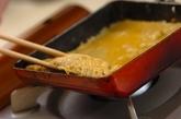 だし巻き卵サンドの作り方4
