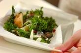 シーフードと春野菜のカルトッチョの作り方2