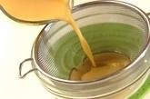 そぼろあんかけ茶碗蒸しの作り方1