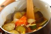 夏野菜のラタトゥイユの作り方2