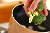 ブロッコリーのすり流しの作り方2