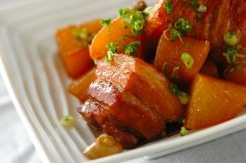 豚肉と大根の柔らか煮
