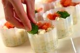 明太チーズのブロッコリーマフィンの作り方3