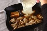 とろろ鍋の作り方2