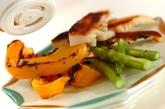 タケノコのみそグリルと焼き野菜の作り方2