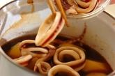 イカとジャガイモの煮物の作り方1