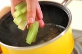 フキの煮物の作り方4