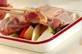 鶏と野菜のオーブン焼きの作り方2