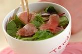 マグカップでイタリアン風ごはんの作り方2