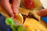 カレーオムライスの作り方5