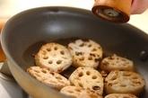 レンコンステーキの作り方2