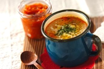 オニオントマトスープの素