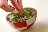ヒジキの混ぜ寿司の作り方3