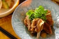 スペアリブの中華煮