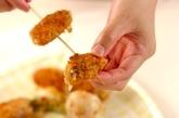 豚こまde揚げない串カツの作り方4
