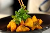 ベトナム風白身魚の天ぷらの作り方3