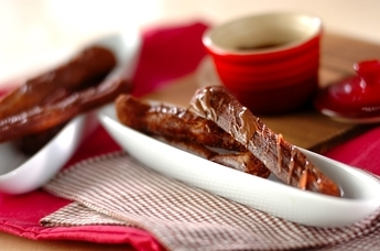 チョコレートチュロス