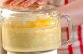 パイナップルのキャラメルお豆腐チーズケーキの作り方3