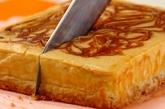 パイナップルのキャラメルお豆腐チーズケーキの作り方8