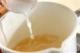 揚げ鶏のさわやかレモンあんかけの作り方3