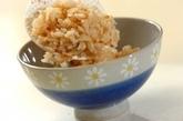ショウガご飯の作り方2
