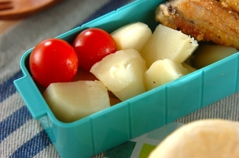 洋風ジャガイモの煮物