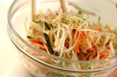 なますの中華風サラダの作り方2