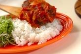 ロコモコ丼の作り方5