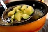 ナスの炒め物の作り方1