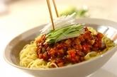 ジャージャー麺の作り方5