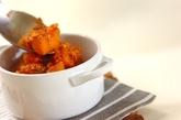 サバとカボチャのトマト煮の作り方4