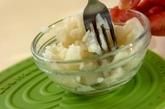 長芋のシンプルポテトサラダの作り方2