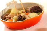 大根と鶏肉のコンソメ煮の作り方3