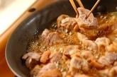 漬け鶏の照り煮の作り方3