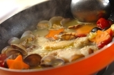 切り身で作るアクアパッツァの作り方5