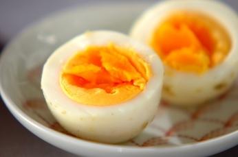 ユズコショウ漬け卵
