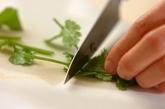 モロッコ風ヒヨコ豆のスープの下準備2