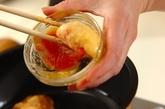 鮭の柔らかピカタの作り方2