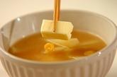 ジャガイモとコーンのみそ汁の作り方2