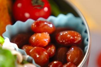 甘じょっぱい煮豆