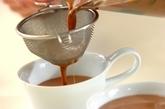 チョコプリンの作り方3