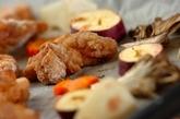 チキンと秋野菜のオーブン焼きの作り方2