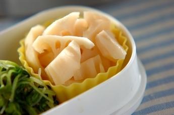 甘酢レンコン