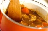 チキンのスープカレーの作り方5