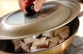 メカジキとパプリカの油淋鶏風の作り方1