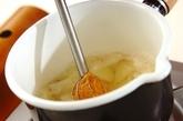 ジャガイモのキムチ豆乳汁の作り方2