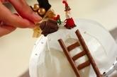 イチゴのドームケーキの作り方5