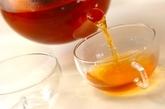 ブドウの贅沢フルーツティーの作り方3