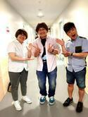 ジーニー堤が近藤春奈との激似写真公開「ジーニー堤じゃねーよ」